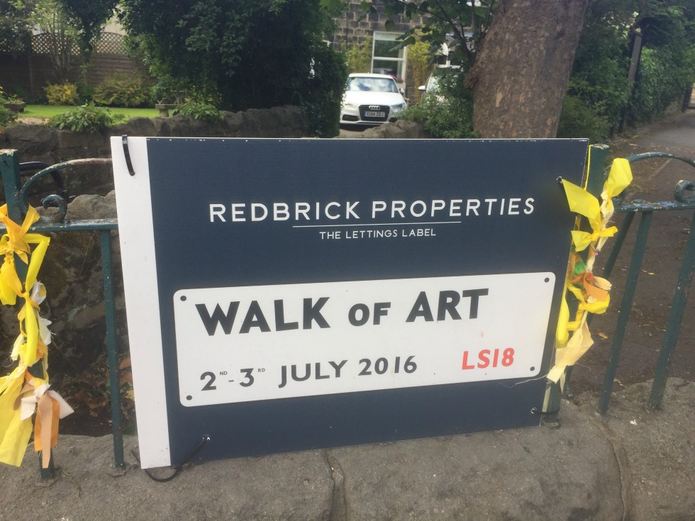 Walk of Art Horsforth
