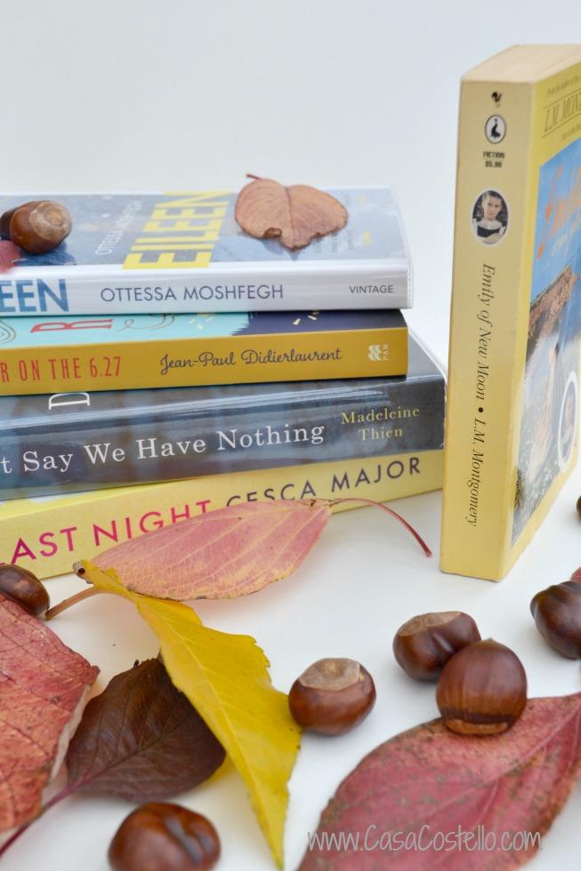 November TBR Books