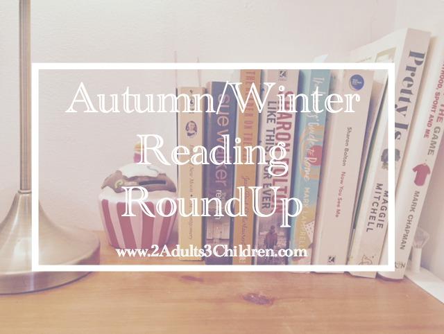 Autumn/Winter Reading RoundUp