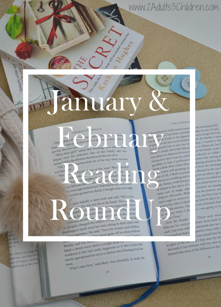 January Reading RoundUp
